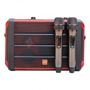 JBZ 0606 - Loa Karaoke Di Động Âm Thanh DSP, Kèm 2 Micro Cao Cấp