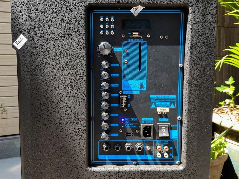 loa kéo di động best bt-6800