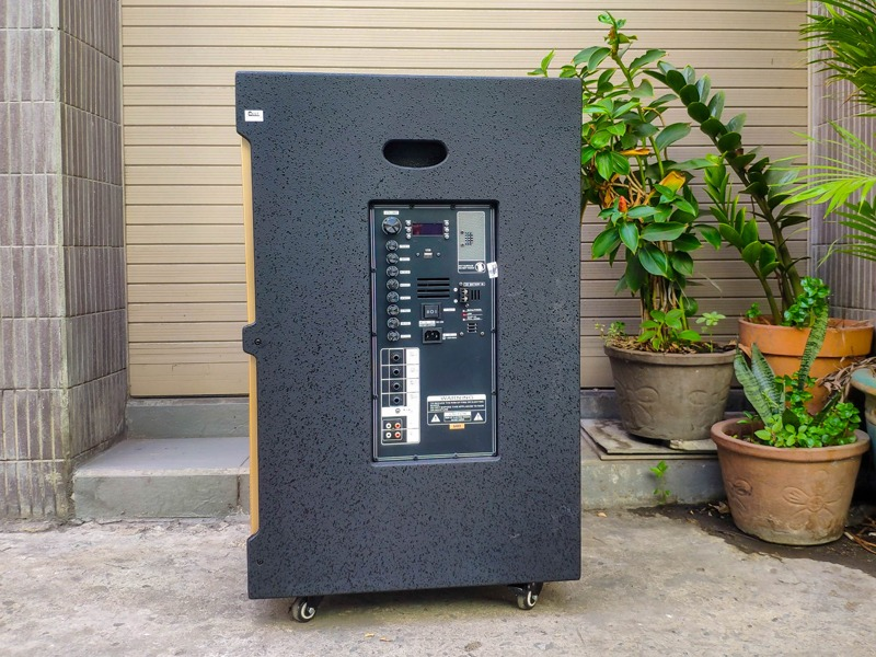 best bt-6920 loa hát karaoke công suất lớn, bass 5 tất