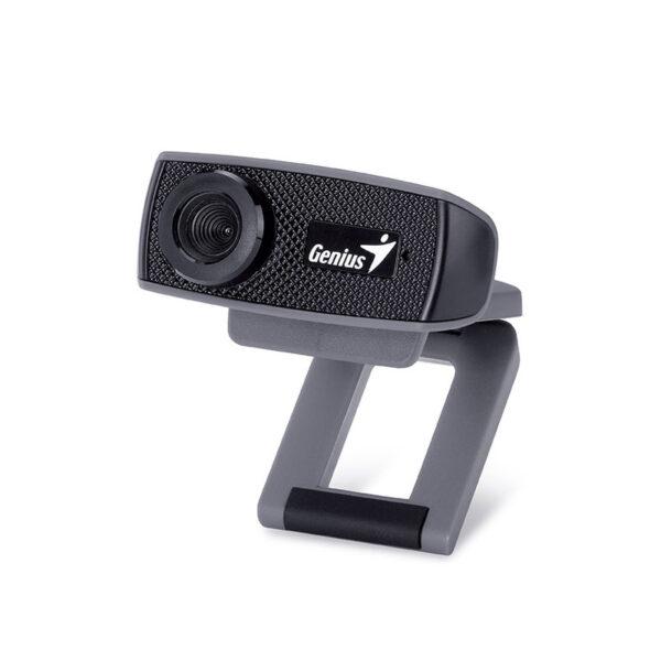 webcam genius facecam 1000x độ phân giải 720p hd - chính hãng