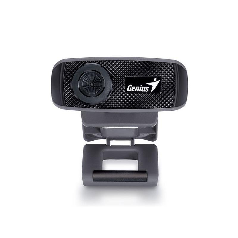 webcam genius facecam 1000x 720p hd - trải nghiệm cuộc gọi video mượt mà, sắc nét
