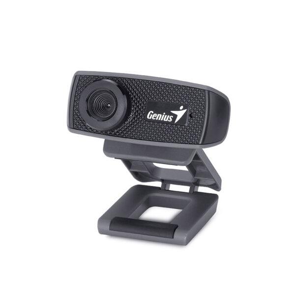 webcam genius facecam 1000x 720p hd âm thanh rõ ràng, tự nhiên