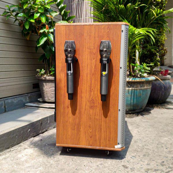 loa kéo karaoke koda kd-1205 công suất 320w