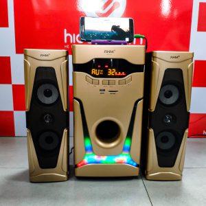 rhm rm-9129 - loa 2.1 công suất lớn, bass 17cm