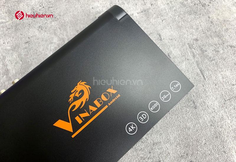 VinaBox X9 chơi phim chuyên nghiệp các định dạng phim cao cấp 4K, 3D, Bluray, iSo, MKV