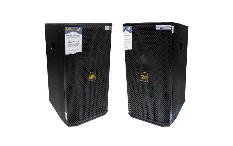 loa karaoke full cavs k250 bass 25cm chinh hang