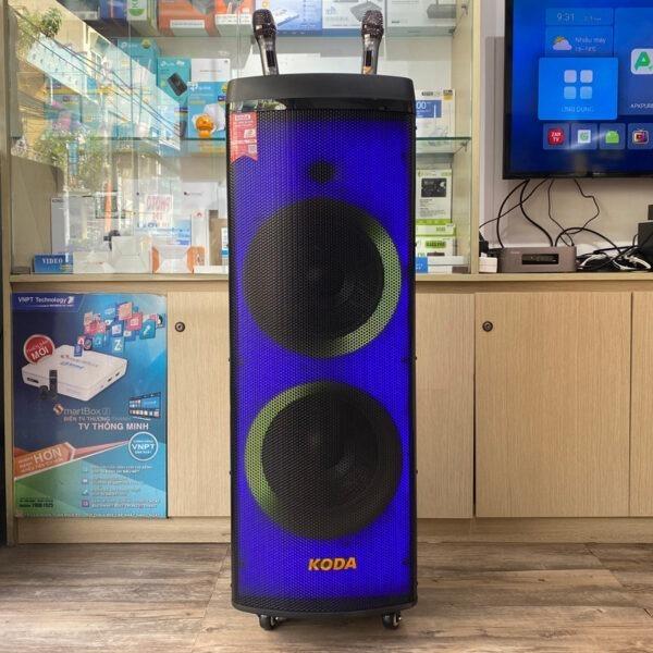 loa-keo-hat-karaoke-koda-party-2120-mat-truoc