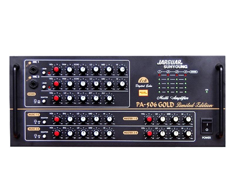 amply jarguar pro 506n gold af âm thanh sống động