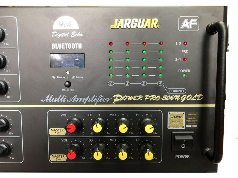 amply jarguar pro 506n gold af điều chỉnh dễ dàng