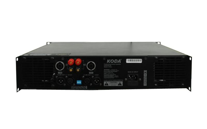 cục đây công suất koda kp-2650a các cổng cắm
