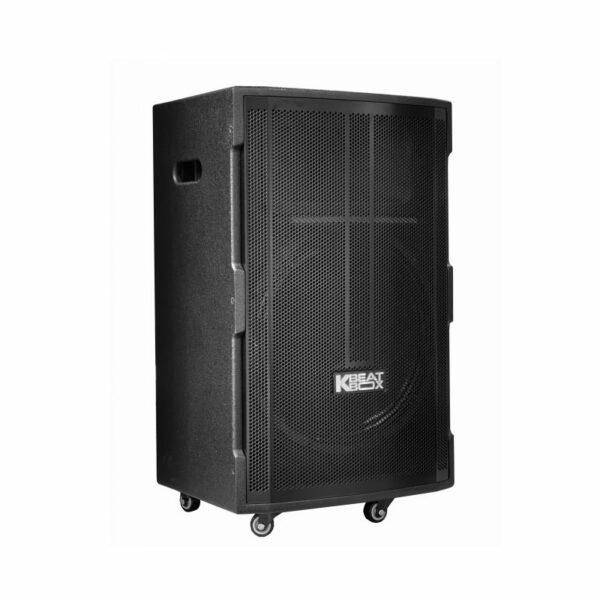 loa karaoke di động acnos cb39g màu đen