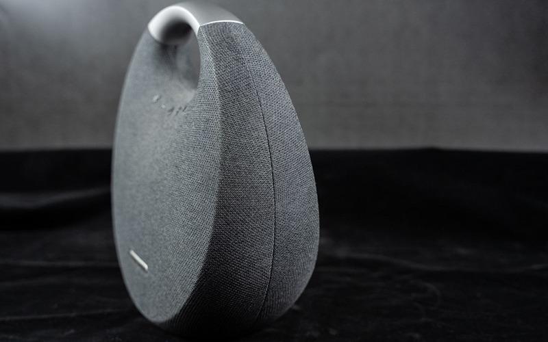 loa bluetooth harman kardon onyx studio 5 màu xám công xuất lớn