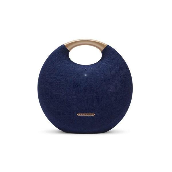 loa bluetooth harman kardon onyx studio 5 màu xanh lam
