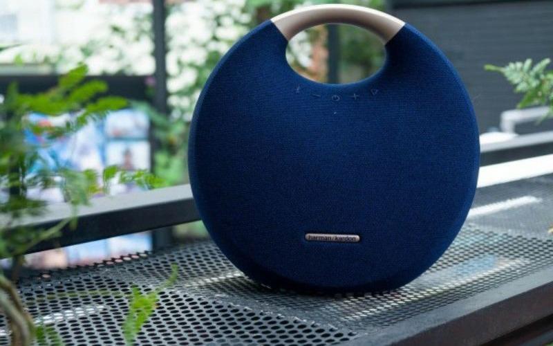 loa bluetooth harman kardon onyx studio 5 kiểu dáng đẹp