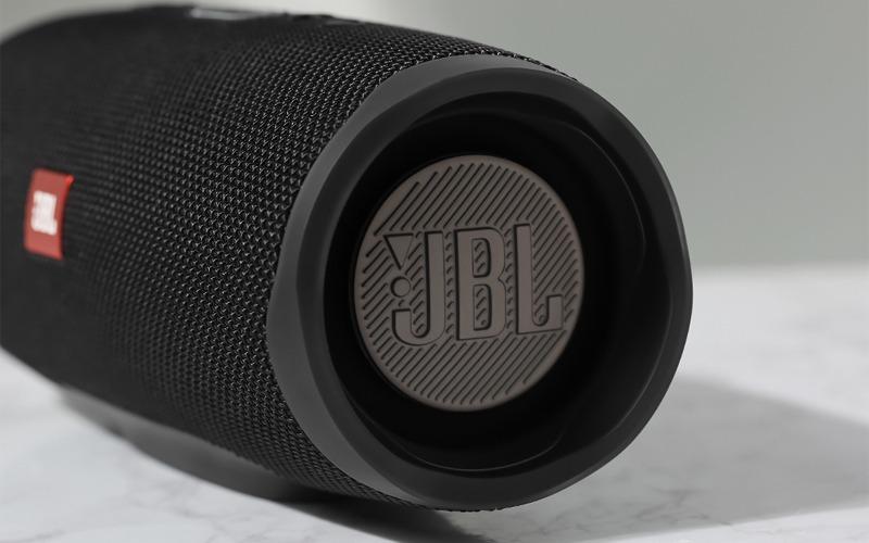 loa bluetooth jbl charge 4 màu đen màn loa