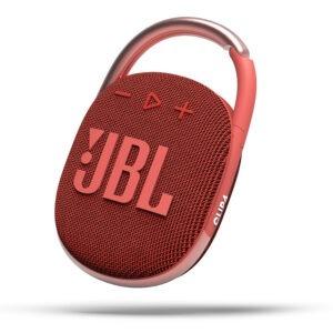 loa bluetooth jbl clip 4 màu đỏ sậm