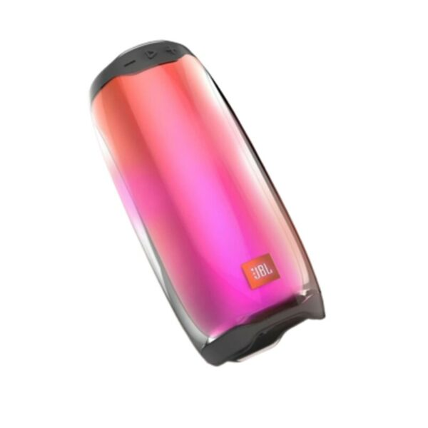loa bluetooth jbl pulse 4 đèn led màu hồng