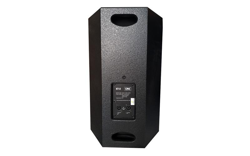 loa karaoke full cavs kt12 cổng kết nối