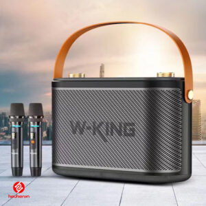 loa karaoke xach tay w-king t10 cong suat 120w