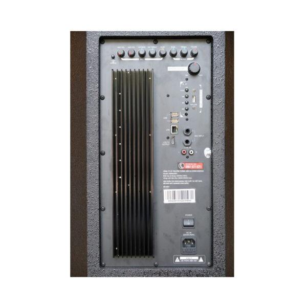 loa kéo karaoke di động acnos kdnet3011 bảng điều khiển