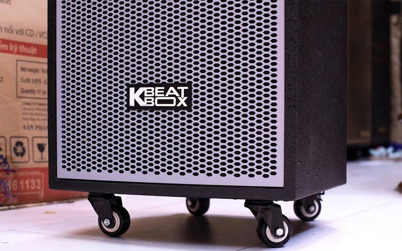 loa kéo karaoke di động acnos kdnet3011 bánh xe