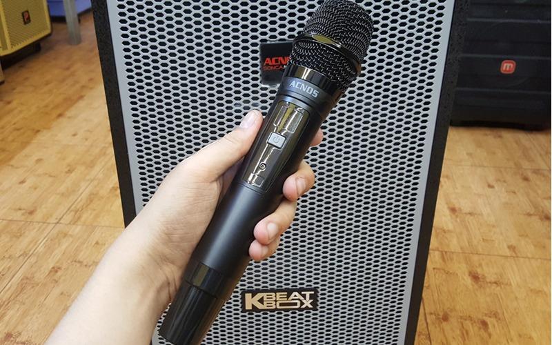 loa kéo karaoke di động acnos kdnet3011 micro