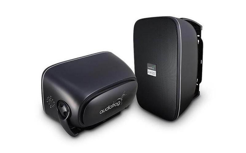 loa siêu trầm mini audiofrog aw25t công suất 150w