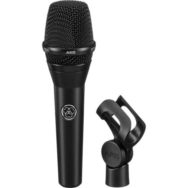 micro karaoke không dây akg p5i hình 1