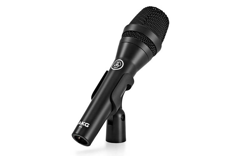 micro karaoke không dây akg p5i hình 5