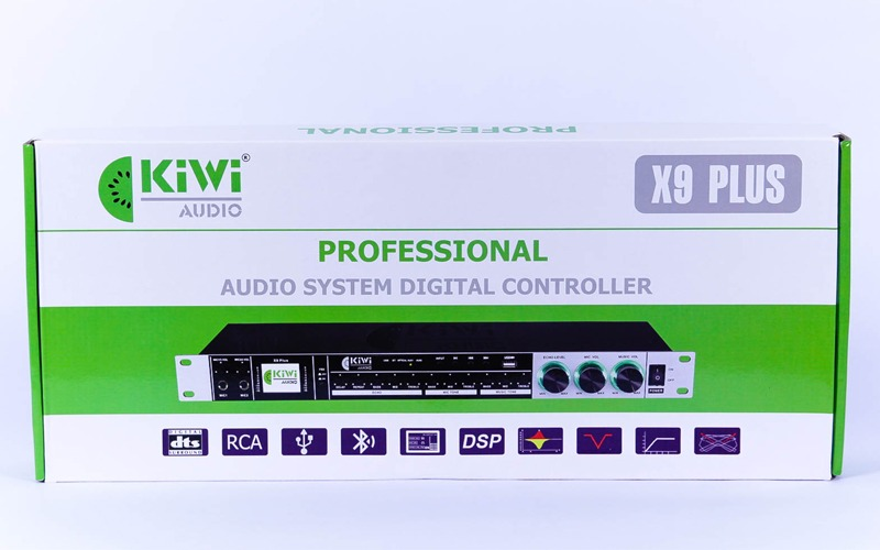 vang cơ kiwi x9 plus chính hãng đủ phụ kiện