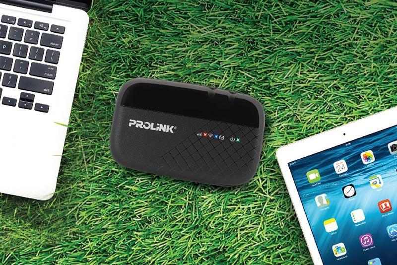 bộ phát wifi di động 4g lte prolink prt7011l