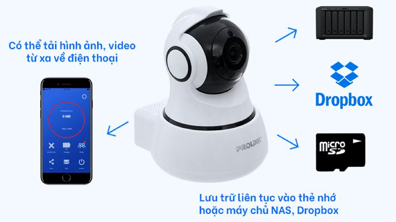 camera ip wifi prolink pic3001wn
