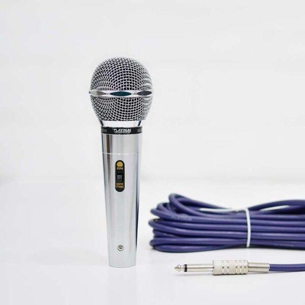 micro có dây platinum ks-5000