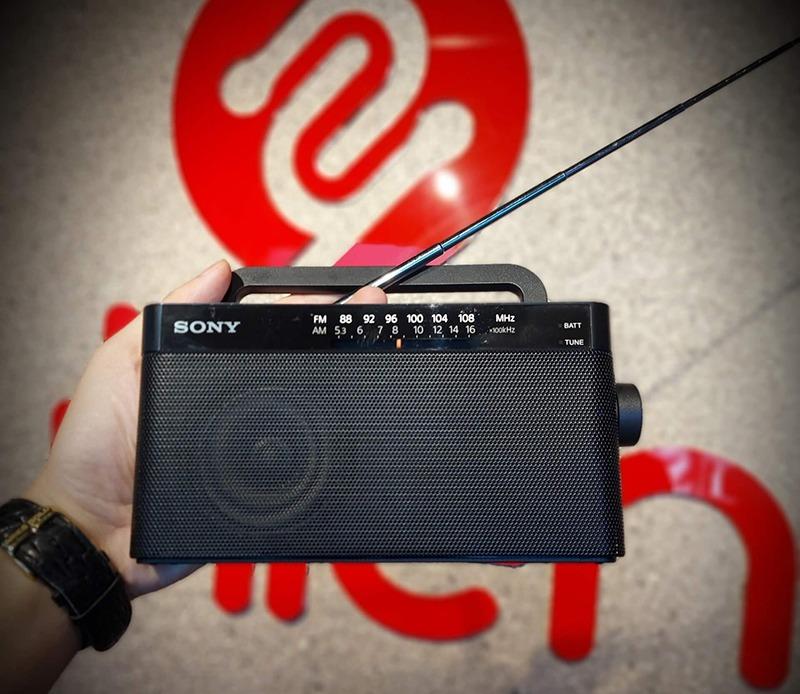 radio sony icf-306