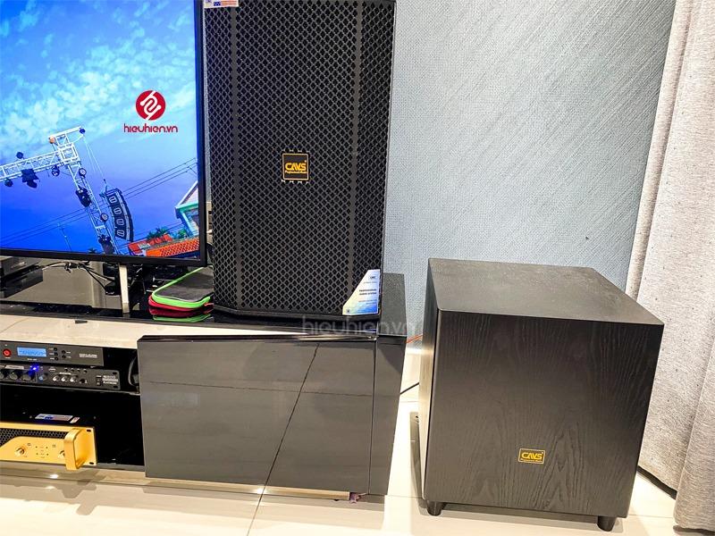 công trình lắp đặt dàn karaoke cao cấp tại khu biệt thự lucasta tp.thủ đức sub kl12