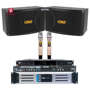 dàn karaoke gia đình h8 chính hãng cavs và jarguar