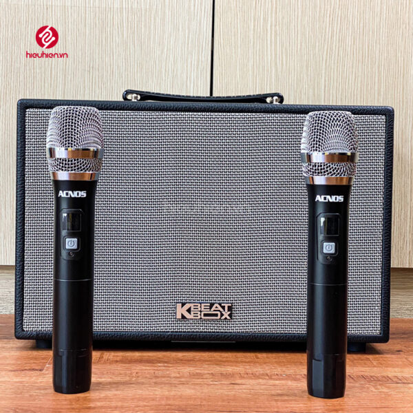 loa karaoke xách tay acnos cs200pu hình 18