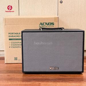 loa karaoke di động acnos cs250pu hình 1