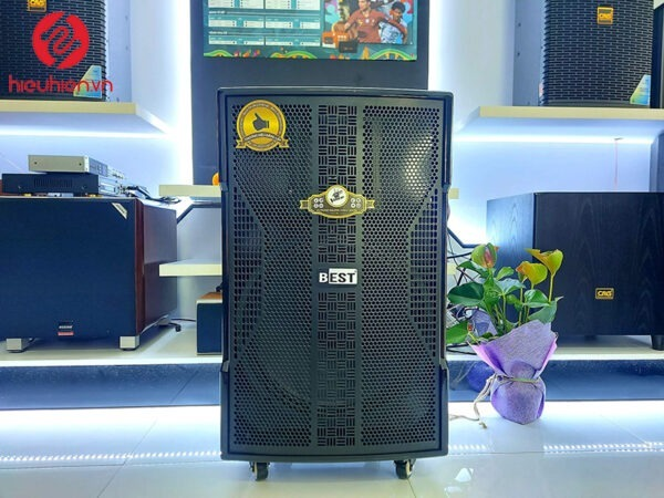 loa kéo có reverb best 6800 pro