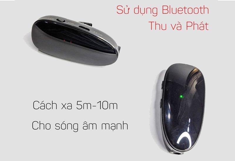 micro thu âm không dây cài áo max-01 hình 7