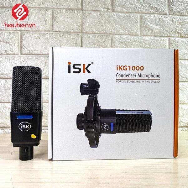micro thu âm cao cấp ikg1000