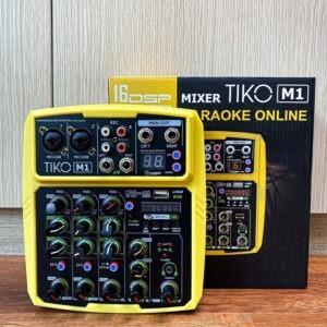 mixer karaoke livestream tiko m1