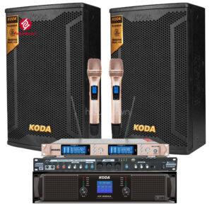 dàn karaoke gia đình h204 chính hãng koda