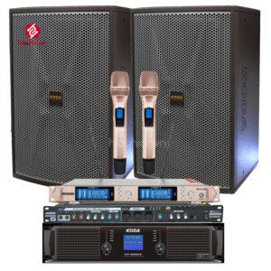 dàn karaoke gia đình h206 chính hãng koda