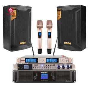 dàn karaoke gia đình h202 chính hãng koda - chính hãng