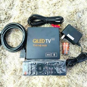 qled tv 4g không bluetooth android tv box